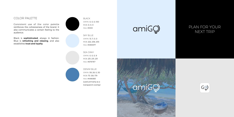 AmiGo Styleguide Page 6